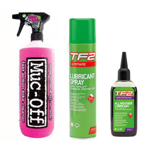 lubes & Cleaners