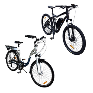 Full size bikes